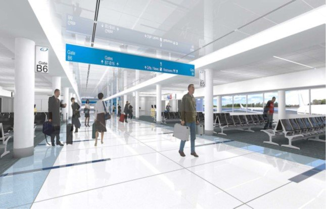 A Crown Jewel for Queen City: Destination CLT Debuts Interconnected at Charlotte Douglas International