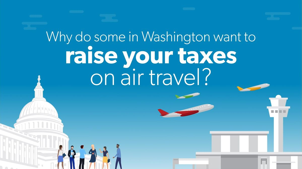 Do YOU want to pay more airport taxes?